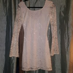Dresses & Skirts - *SOLD* Lace dress